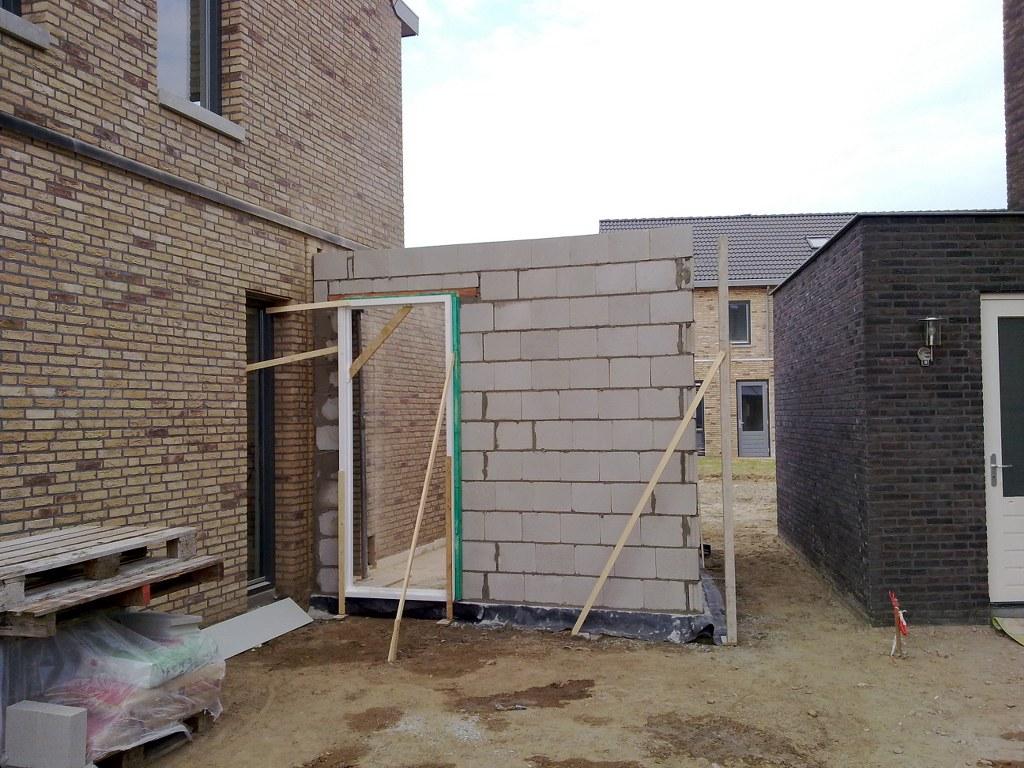 Aanbouw Kerkwijk, Didam