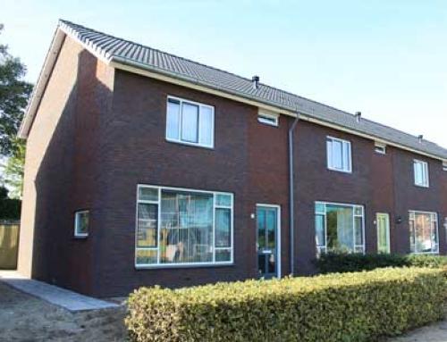 Onderhoud en renovatie woningen Polstraat, Didam