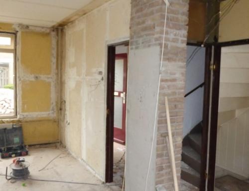 Renovatie woning Tulpenstraat, Didam